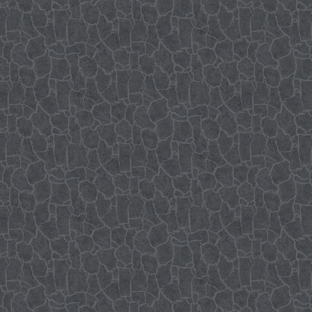 Giraffe Effect Wallpaper - Slate - by Eijffinger