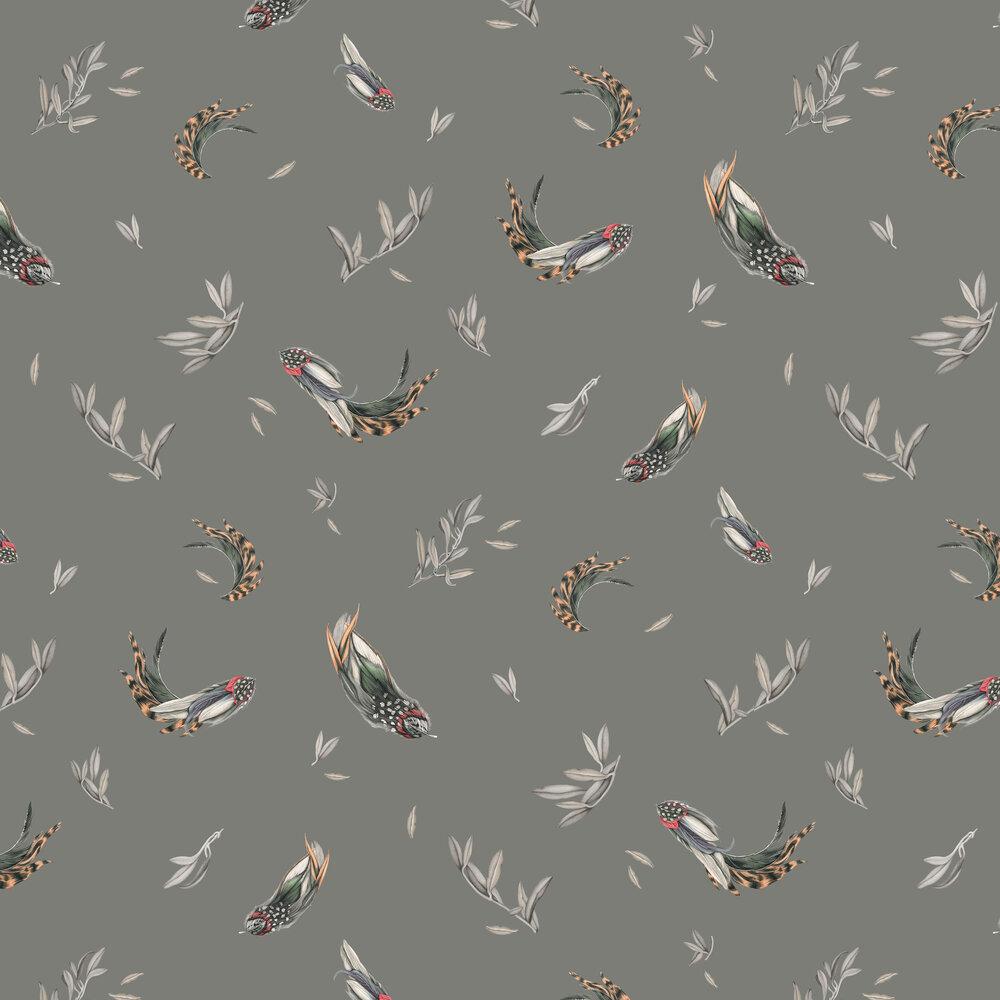 Verso Wallpaper - French Grey - by Tres Tintas