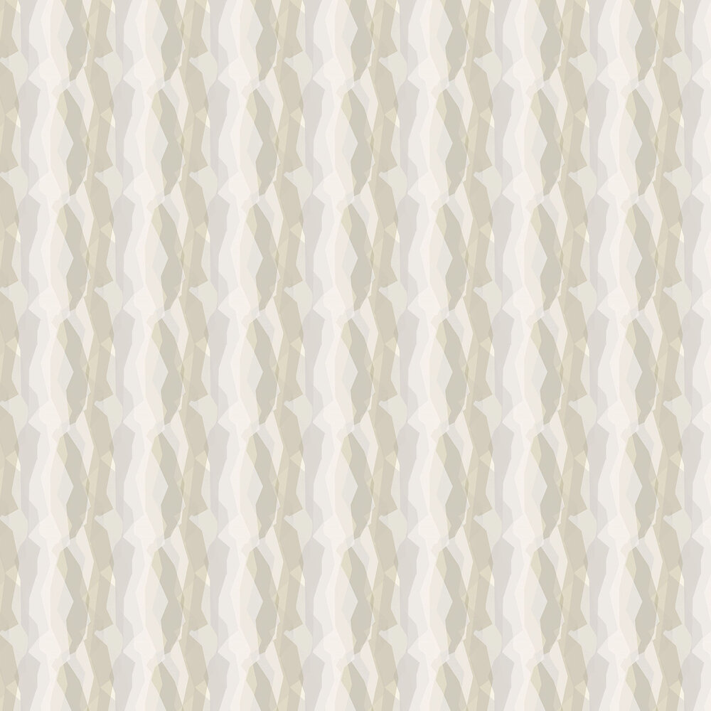 Horizon Wallpaper - Greige - by Galerie