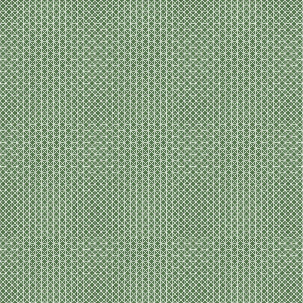 Lisbeth Wallpaper - Green - by A Street Prints