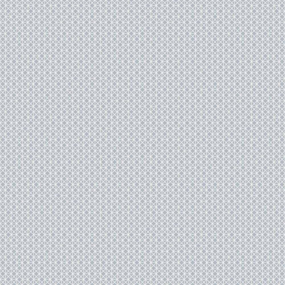 Lisbeth Wallpaper - Grey - by A Street Prints