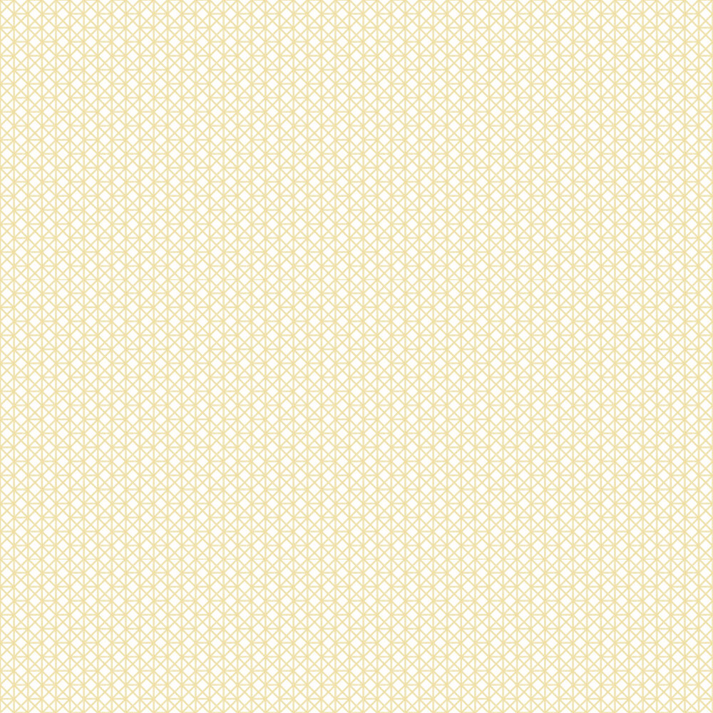 Lisbeth Wallpaper - Yellow - by A Street Prints