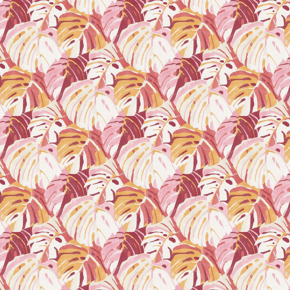 Samara Wallpaper - Pink  - by A Street Prints