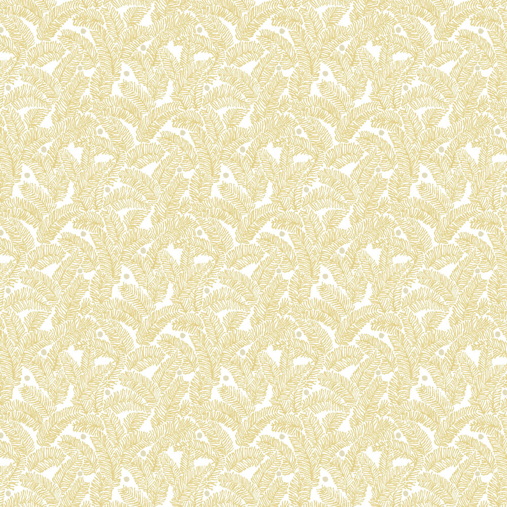 Athina  Wallpaper - Yellow  - by A Street Prints