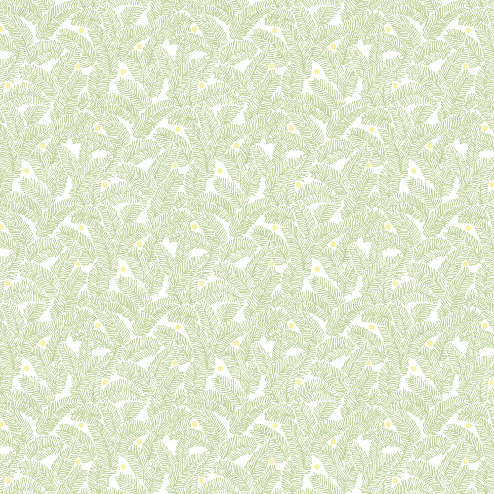 Athina  Wallpaper - Green / Yellow  - by A Street Prints