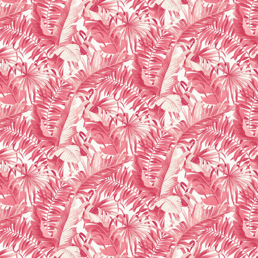 Alfresco  Wallpaper - Pink / White  - by A Street Prints
