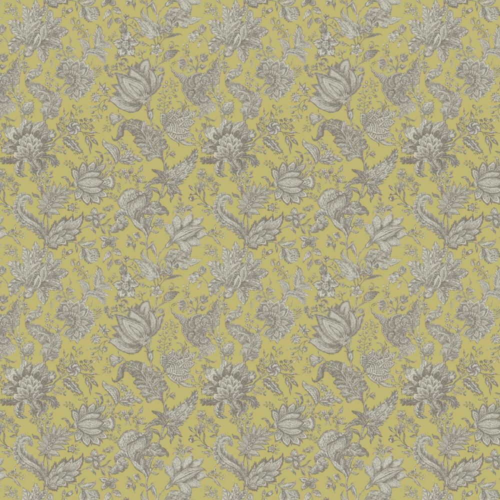 Victoria   Wallpaper - Citron - by SketchTwenty 3