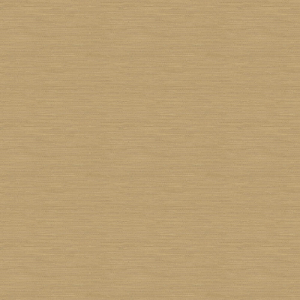 Grasscloth Wallpaper - Warm Gold - by Galerie