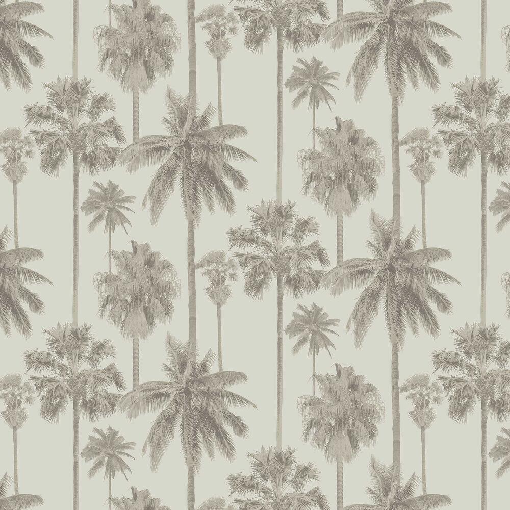 California Palm   Wallpaper - Gold - by SketchTwenty 3