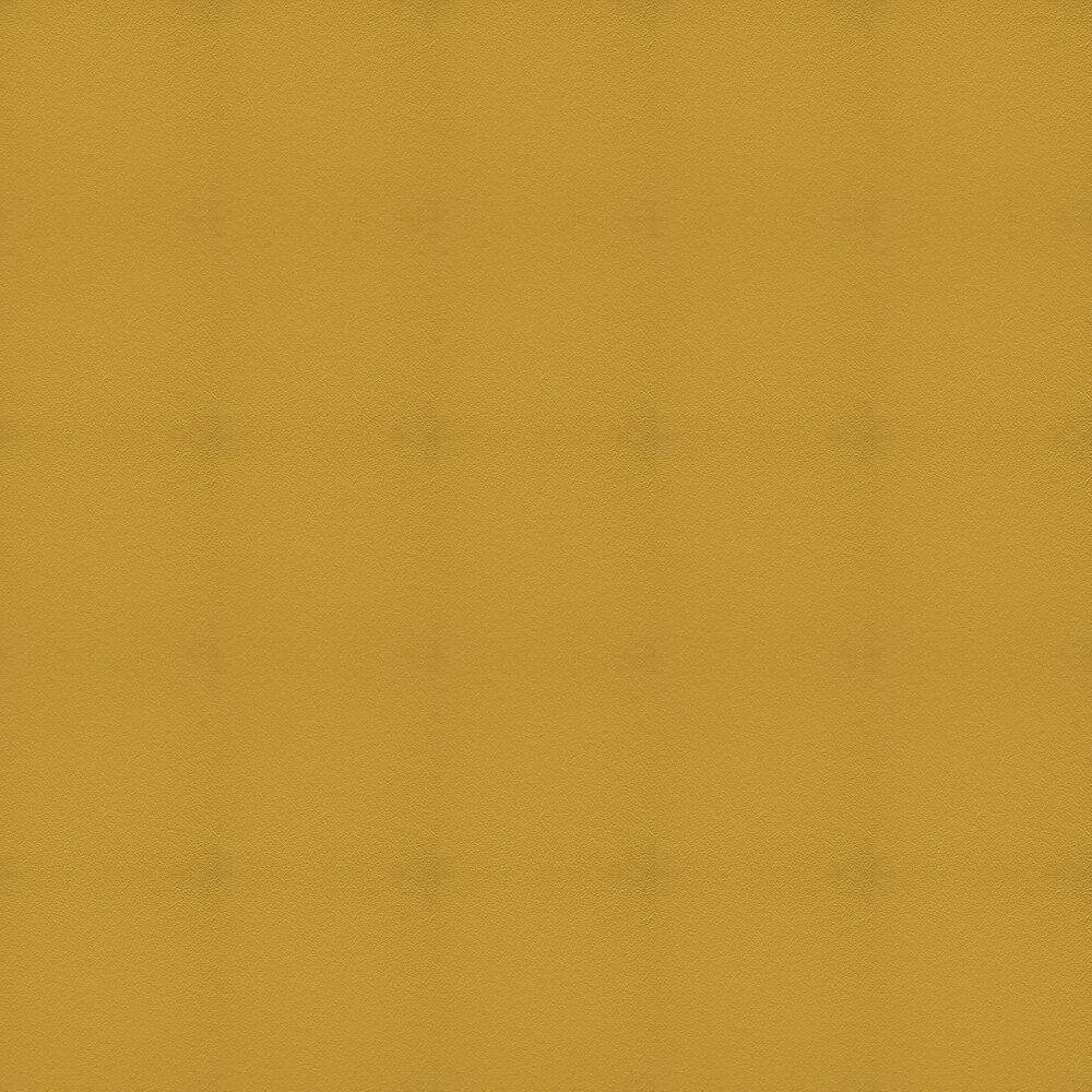 Graphite Wallpaper - Mustard - by Coordonne