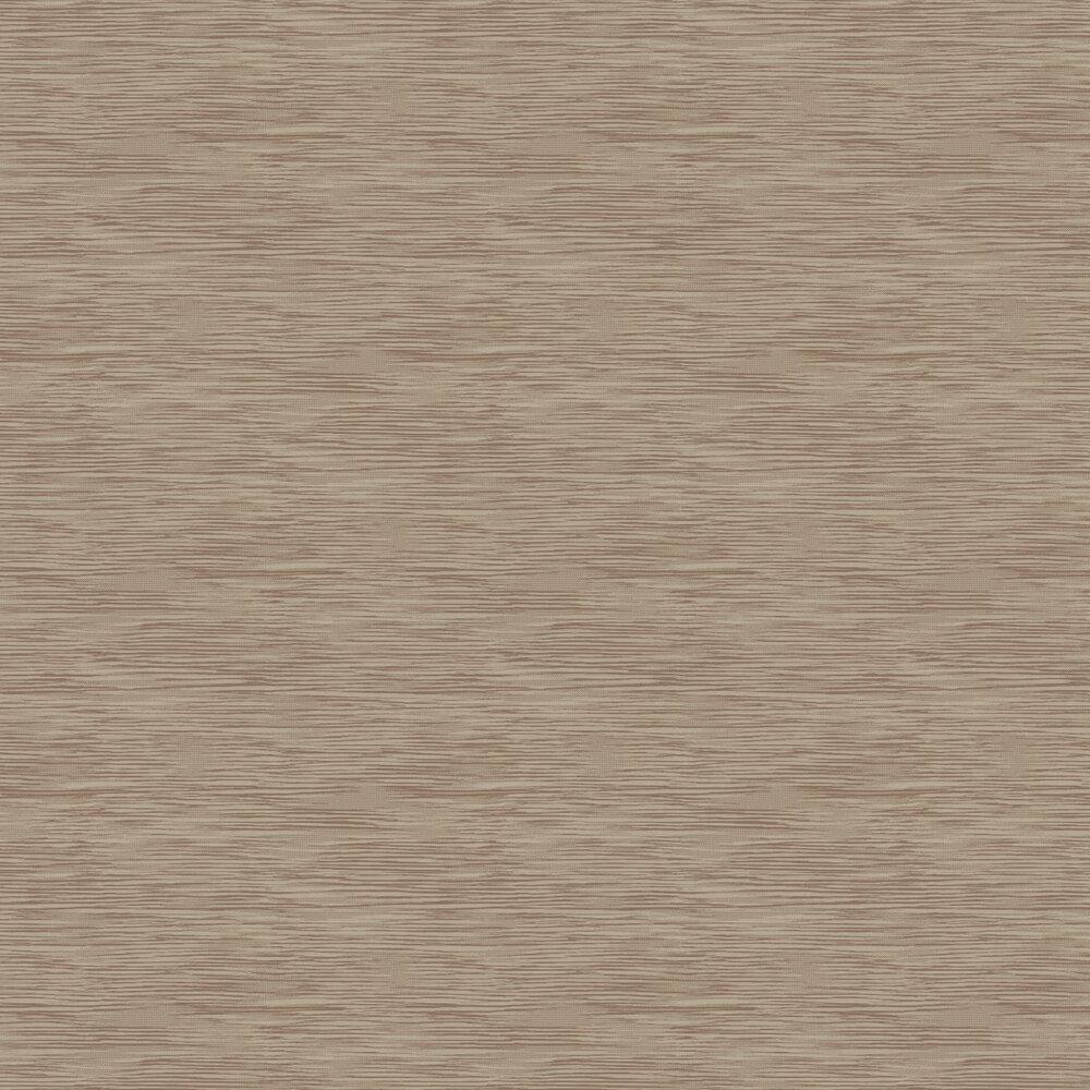 Sakai Wallpaper - Brown - by Missoni Home