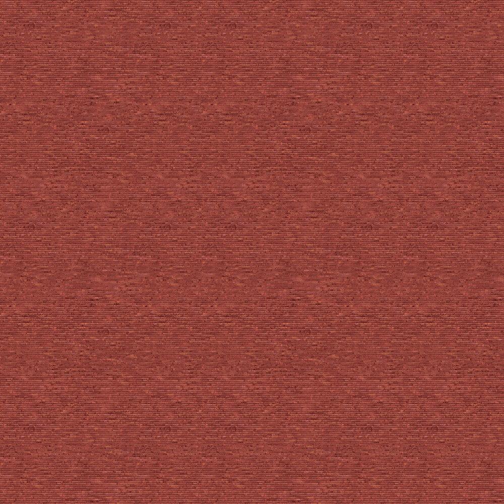 Bricks  Wallpaper - Red Brick - by Coordonne