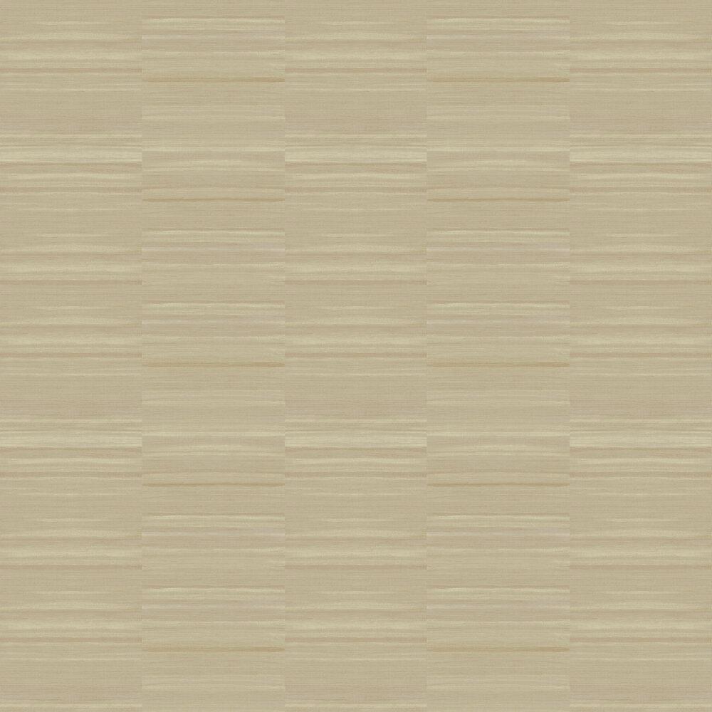 Silk Wallpaper - Pale Light Brown - by Coordonne