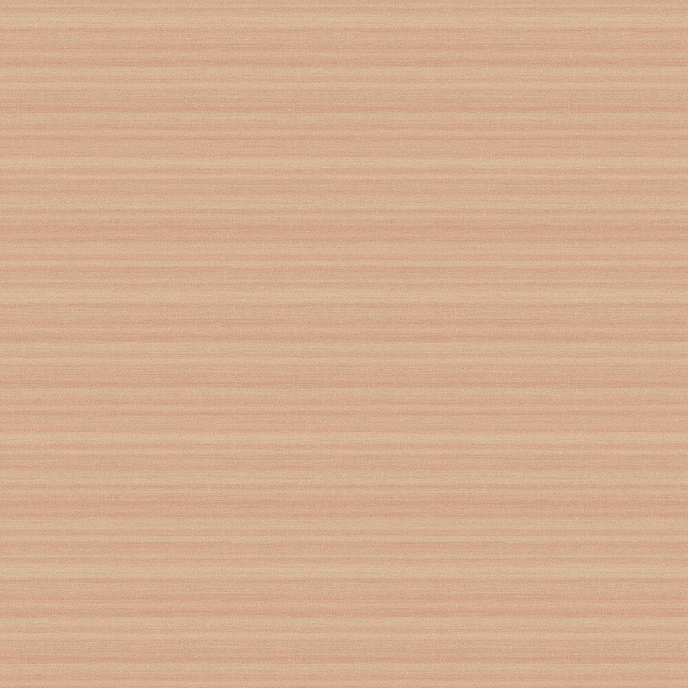Denim Wallpaper - Pale Terracotta - by Coordonne