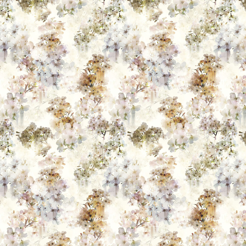 Vanilla Wallpaper - Beige - by Ted Baker