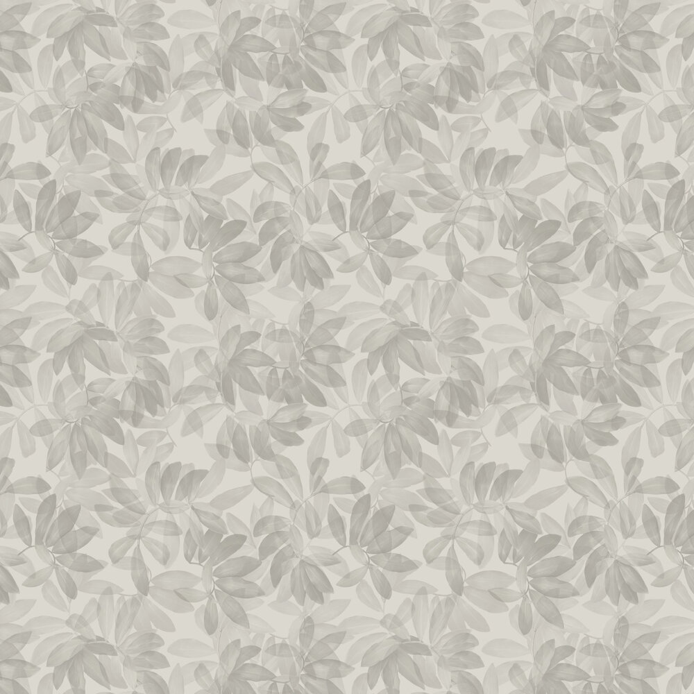Houdini Wallpaper - Grey - by Ted Baker