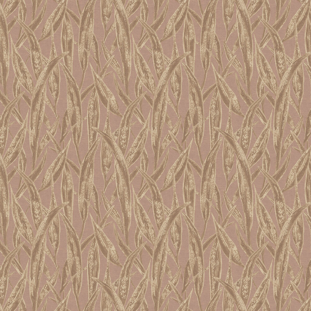 Fields Of Gold Wallpaper - Blush - by Eijffinger