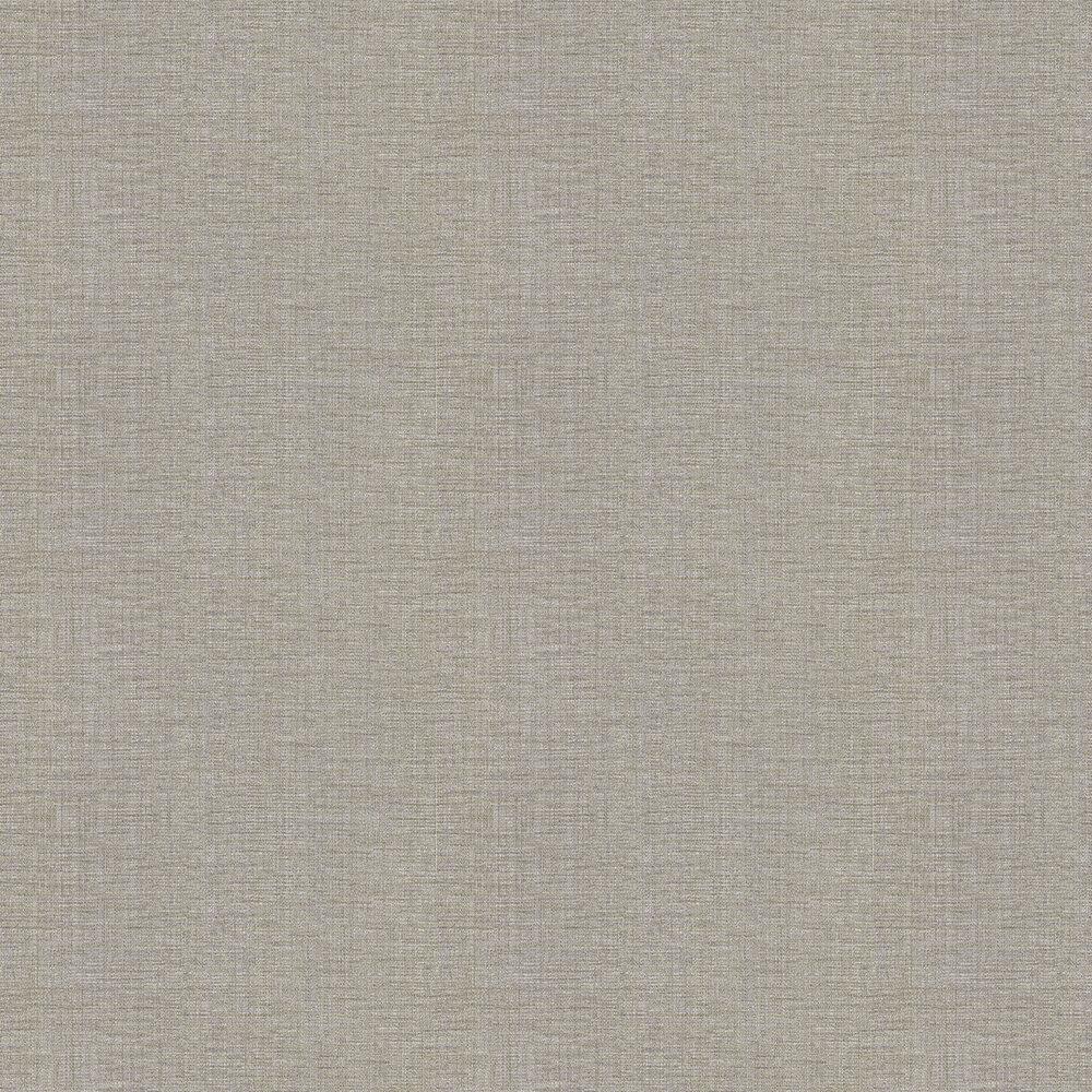 Tweed Wallpaper - Brown Gold - by Coordonne