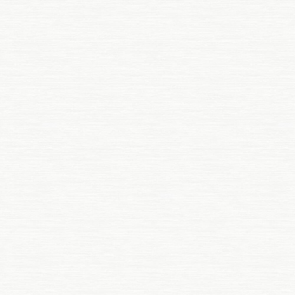 Horizontal Plains Wallpaper - White - by SK Filson