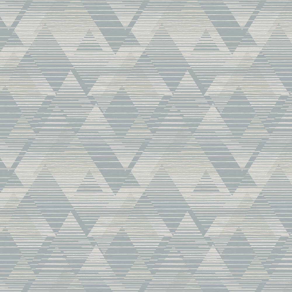 Prism Wallpaper - Slate - by SK Filson