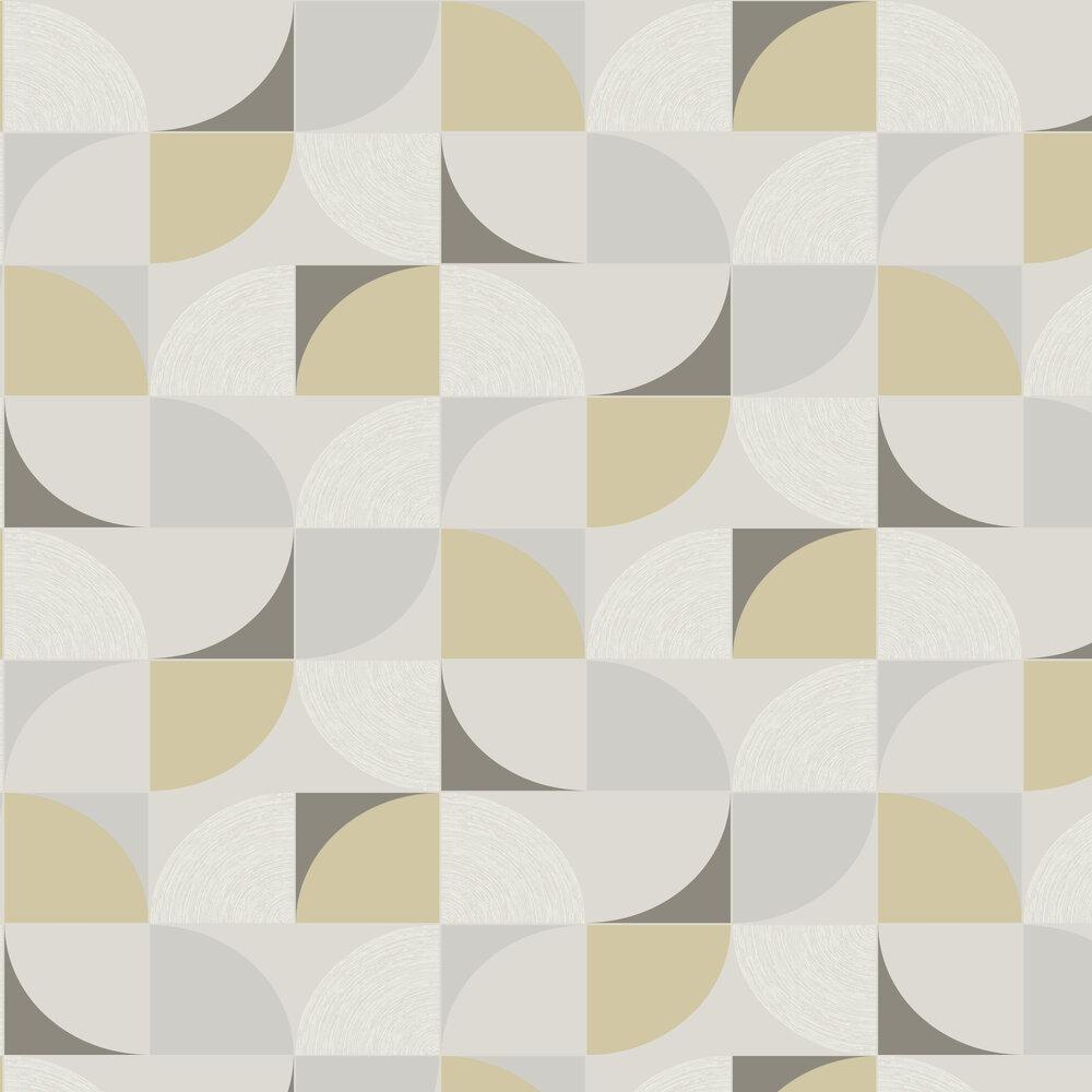 Quadrant Wallpaper - Neutral - by SK Filson