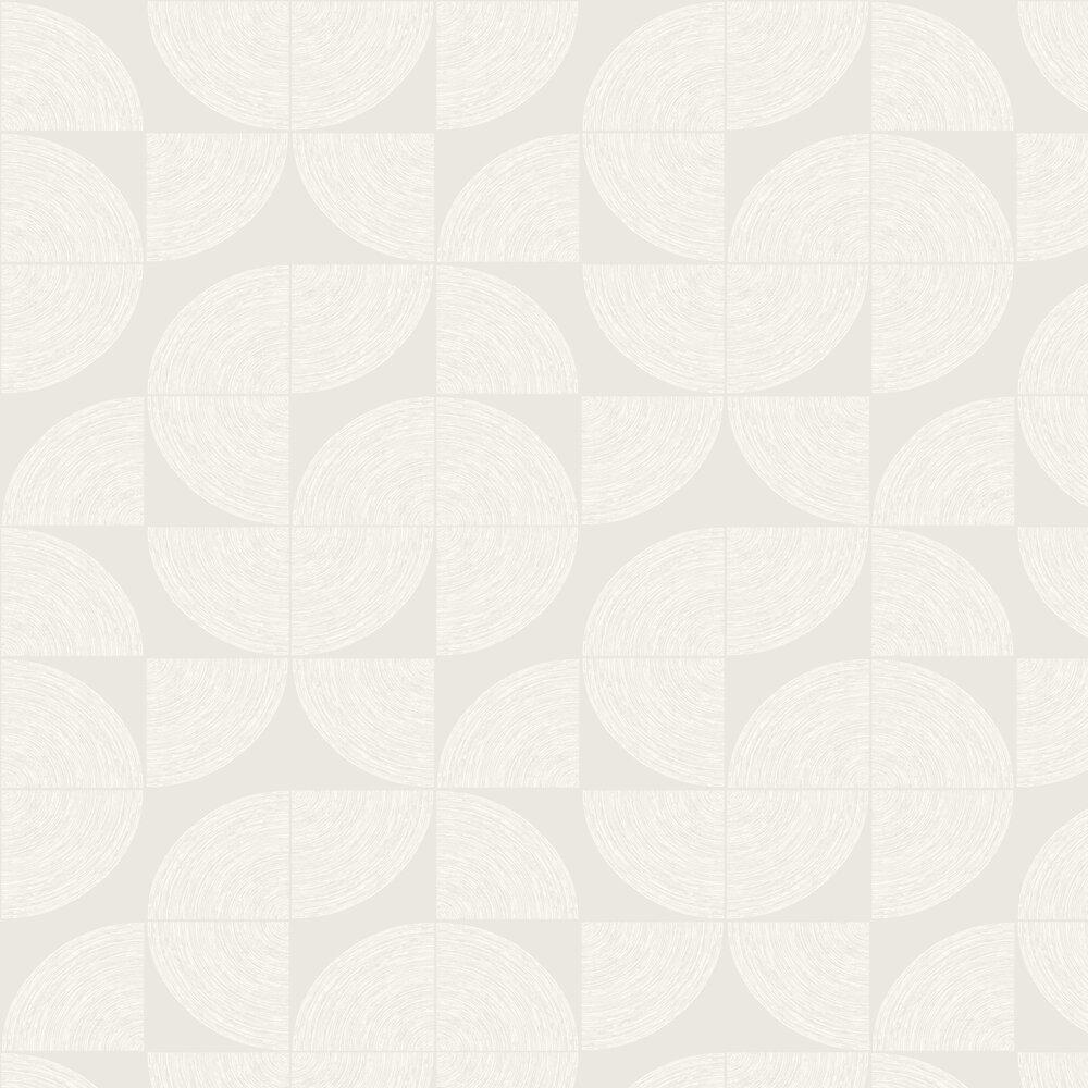 Orbit Wallpaper - Ivory  - by SK Filson