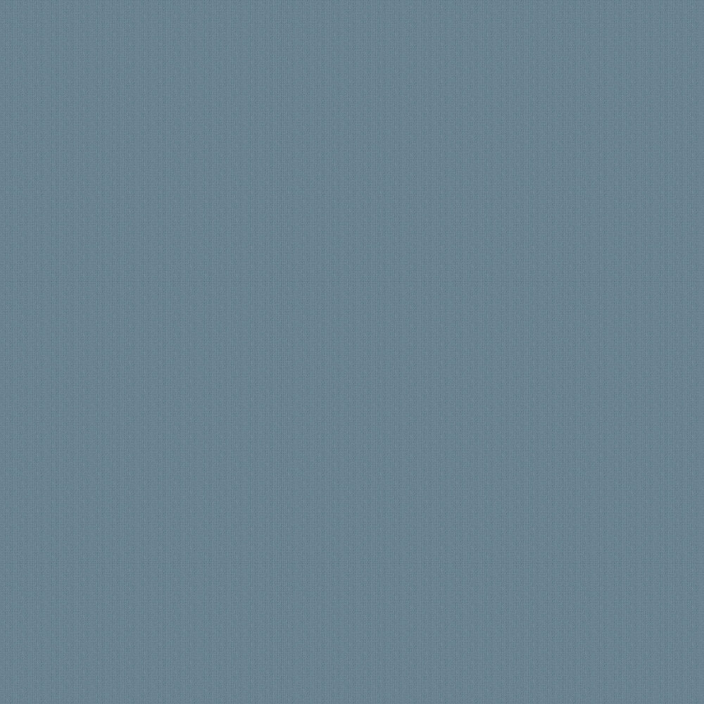 Linen Plains Wallpaper - Navy - by SK Filson
