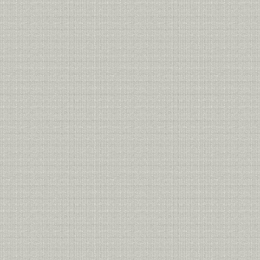 Linen Plains Wallpaper - Grey - by SK Filson