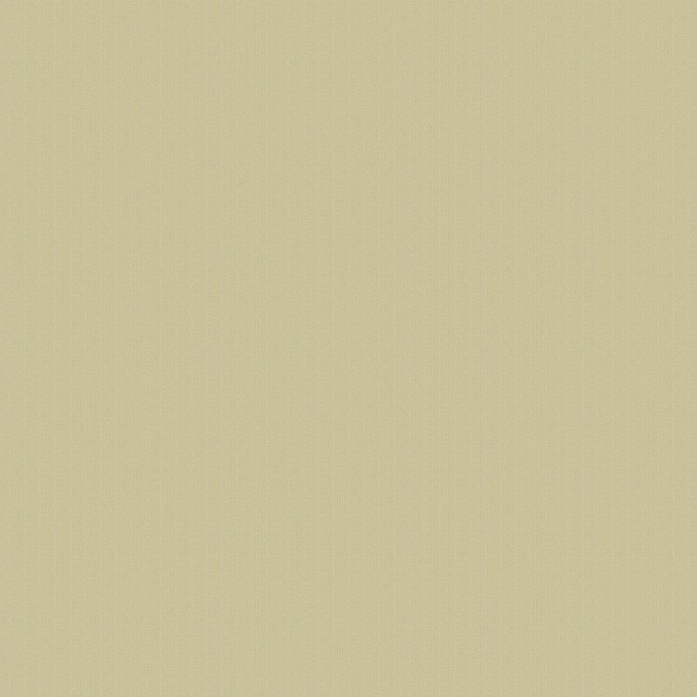 Linen Plains Wallpaper - Ochre - by SK Filson