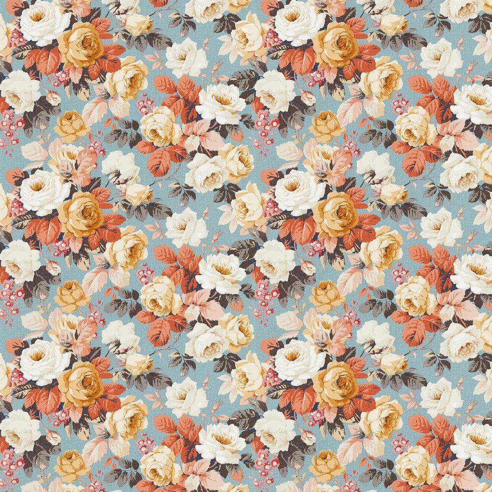 Chelsea Wallpaper - Danbury / Earth - by Sanderson