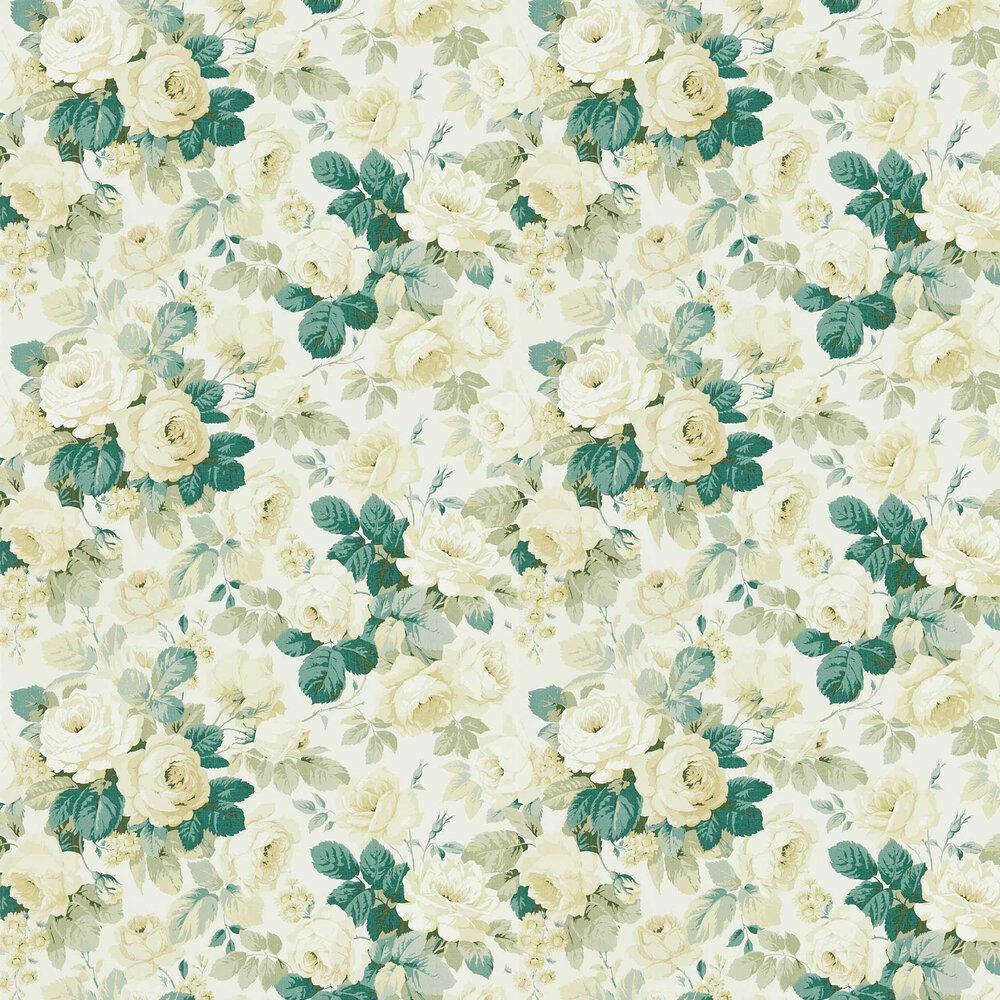 Chelsea Wallpaper - Pearl / Linen - by Sanderson