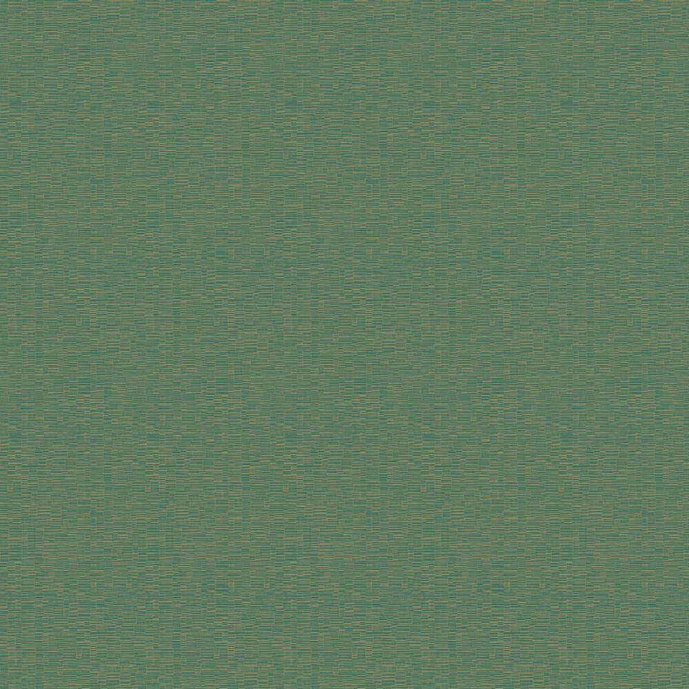 Wild Wallpaper - Turquoise - by Casadeco