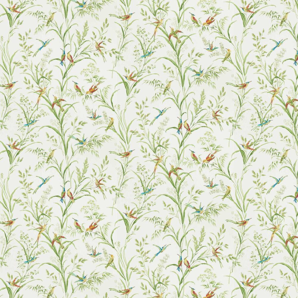 Tuileries Wallpaper - Botanical / Multi  - by Sanderson