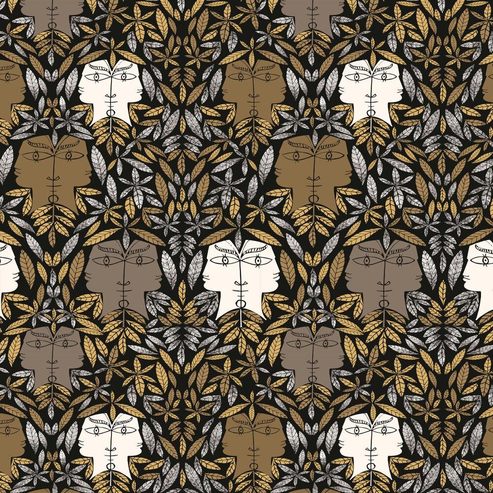 Cap D'Ail Wallpaper - Mordore - by Lelievre
