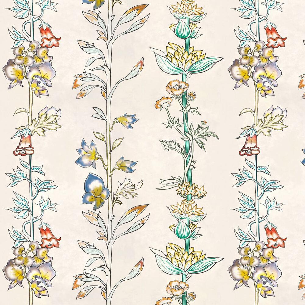 Milly-La-Forét Wallpaper - Herbier - by Lelievre