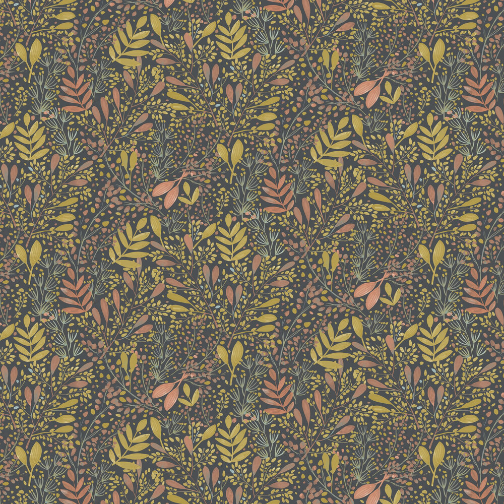 Joy Wallpaper - Multi - by Caselio