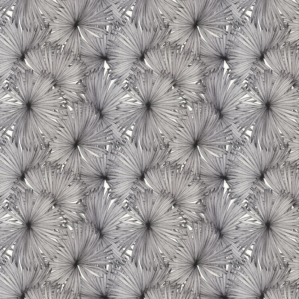 Coconut Wallpaper - Mono - by Caselio