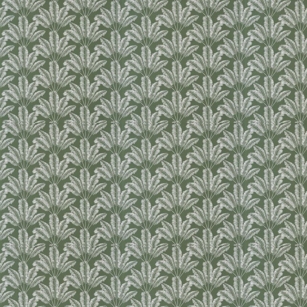 Savannah Wallpaper - Green - by Caselio