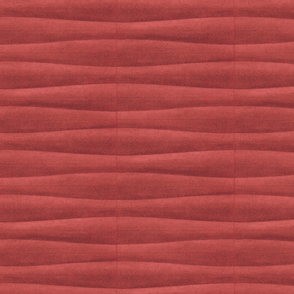 Scales Wallpaper - Red   - by Albany
