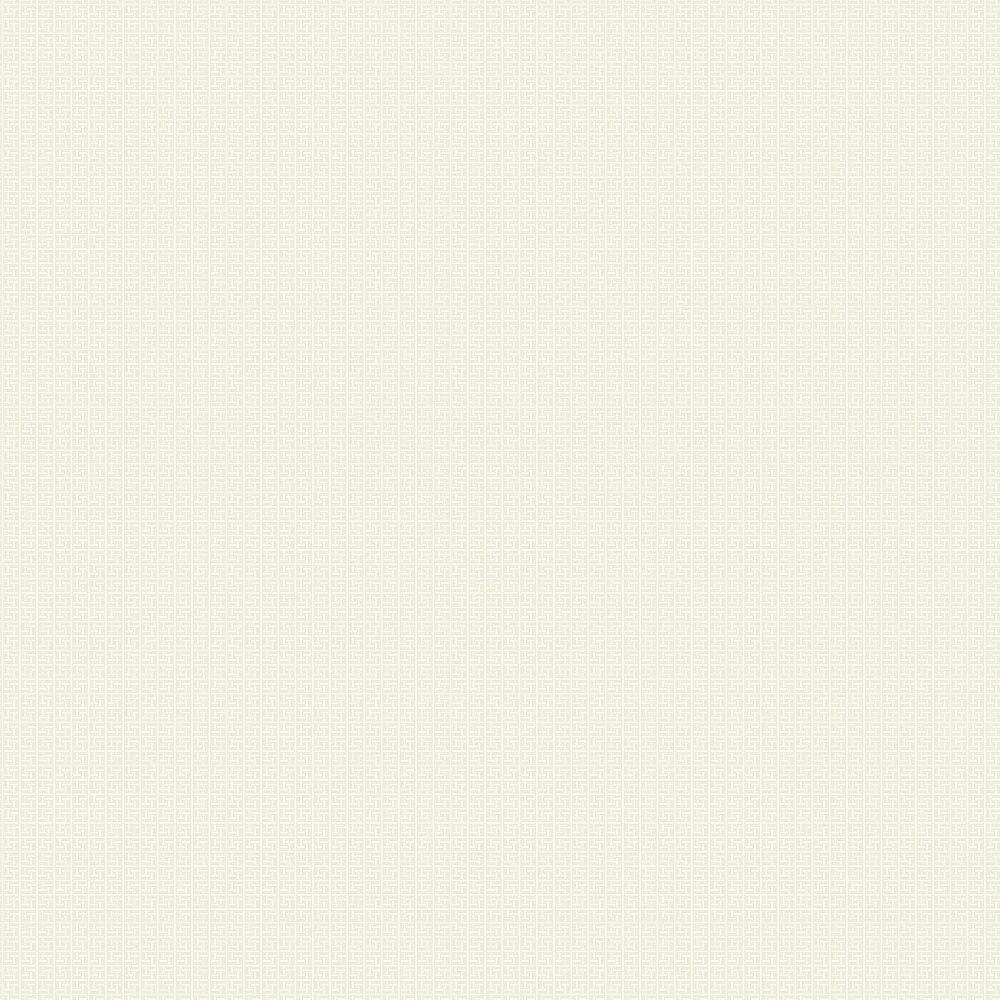 Oriental Filigree Wallpaper - Buttermilk - by Florence Broadhurst