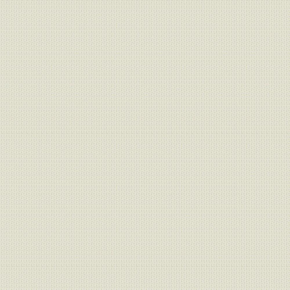 Oriental Filigree Wallpaper - Biscuit - by Florence Broadhurst