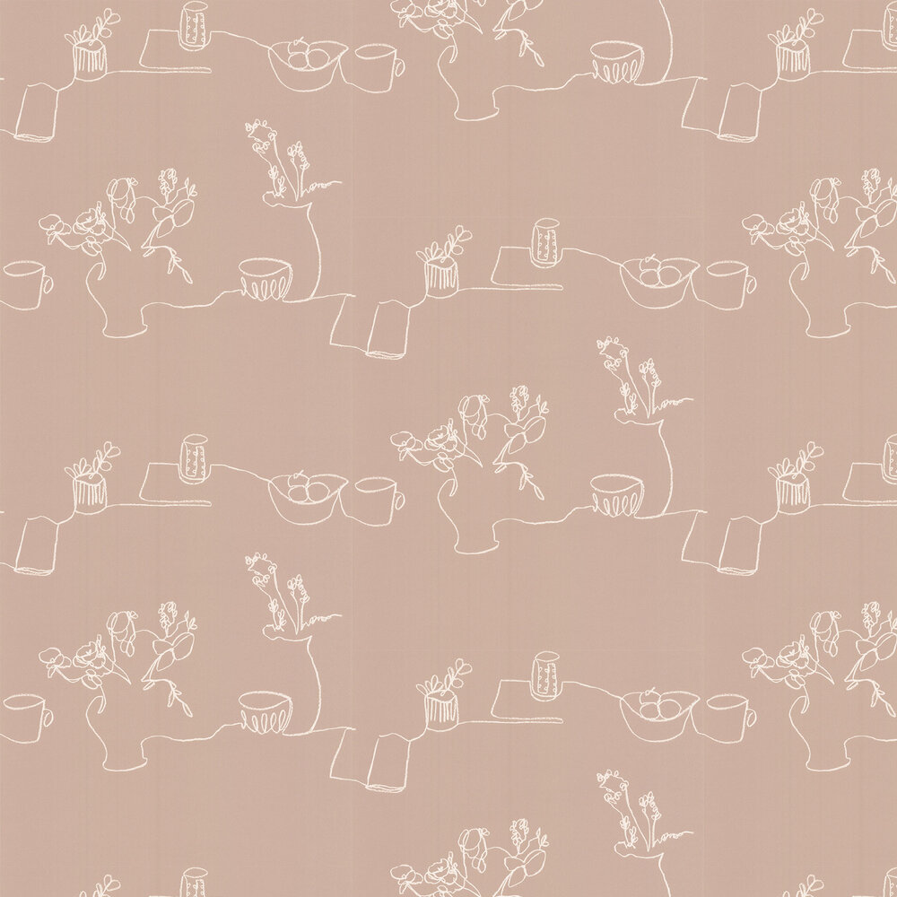 Tabletop Wallpaper - Plaster - by Villa Nova