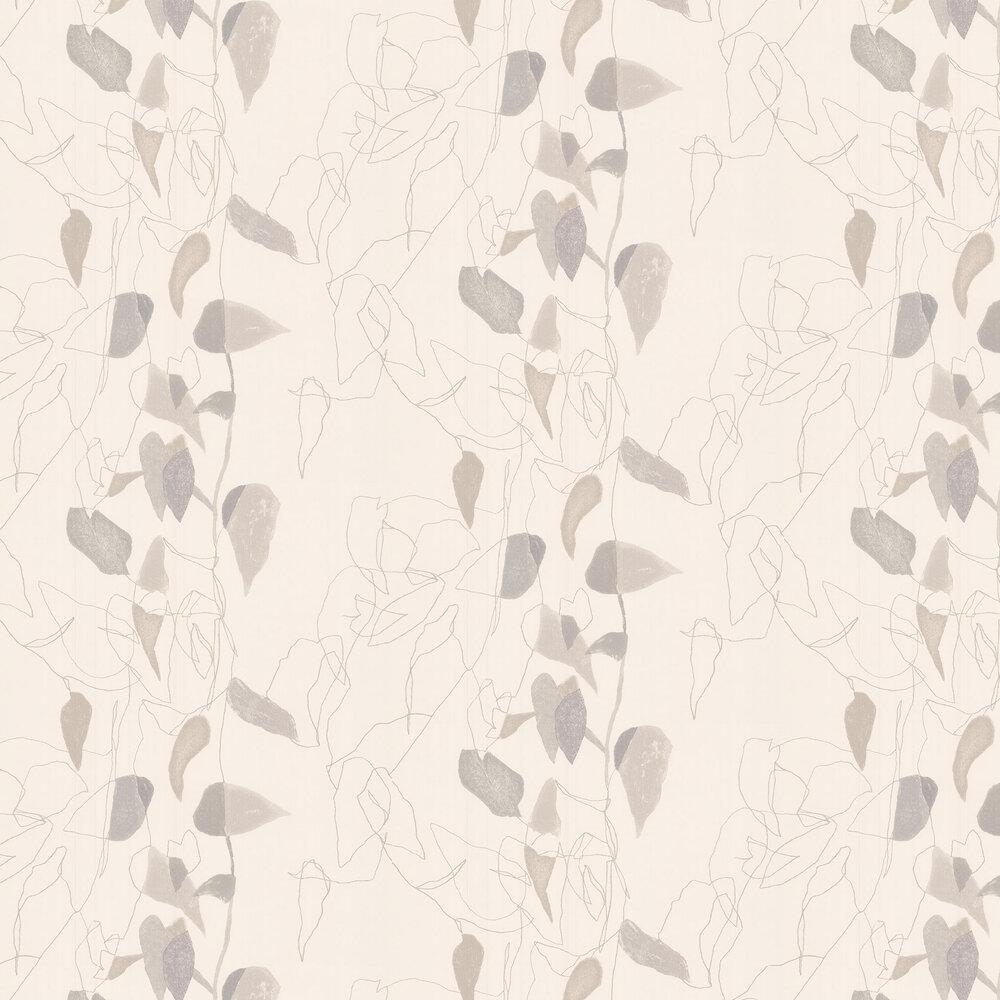 Liana Wallpaper - Birch - by Villa Nova