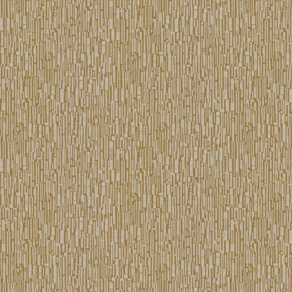Series Wallpaper - Saffron - by Harlequin