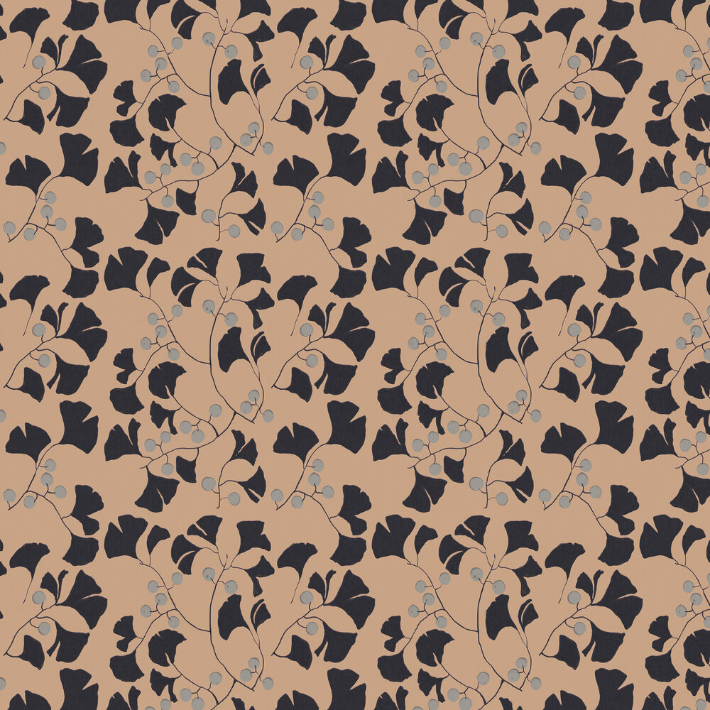 Furoshiki Wallpaper - Nude - by Coordonne
