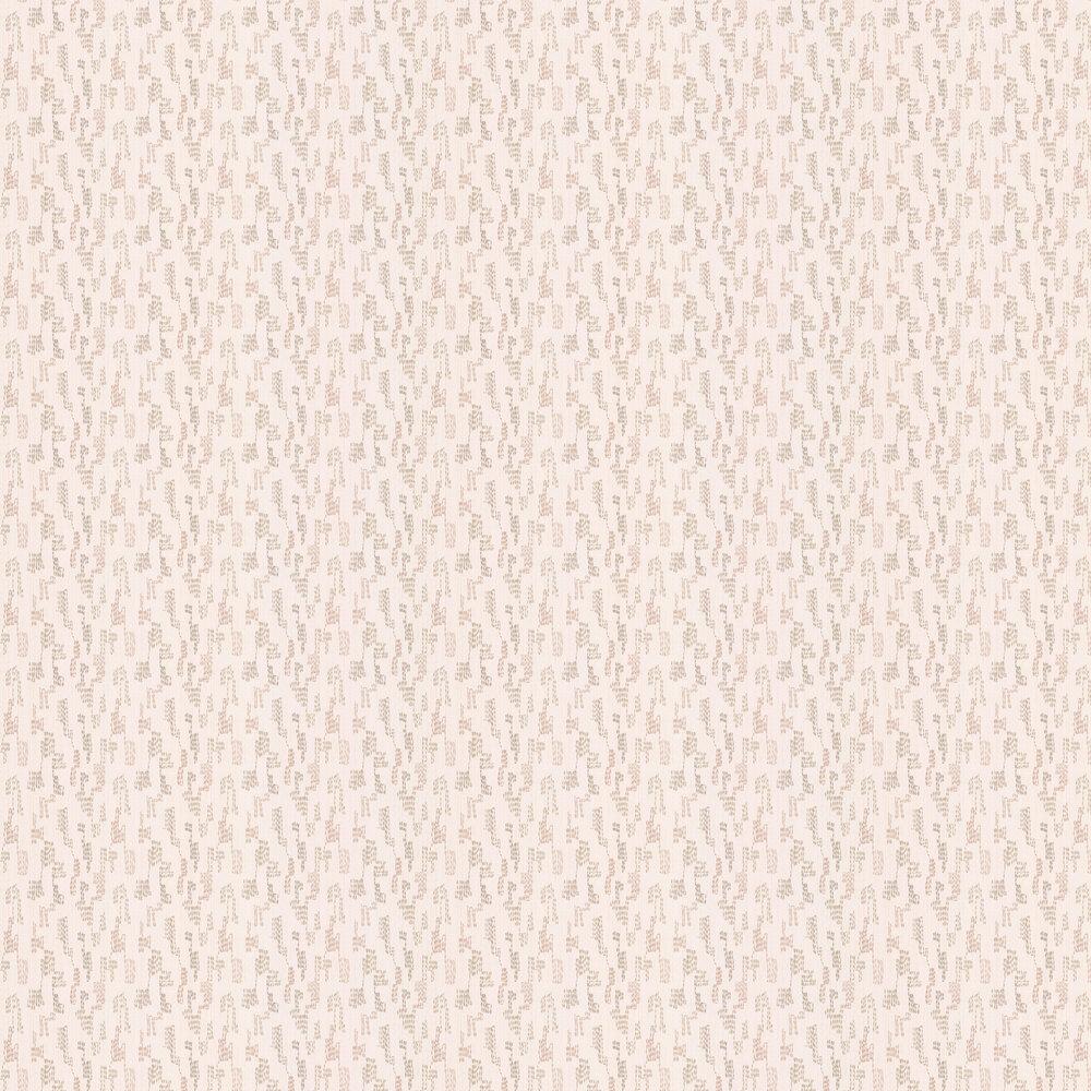 Broderie Wallpaper - Plaster - by Villa Nova