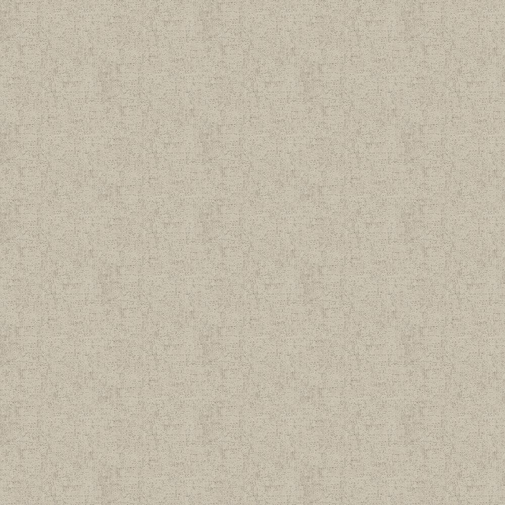 Rustic Weave Wallpaper - Taupe - by Metropolitan Stories