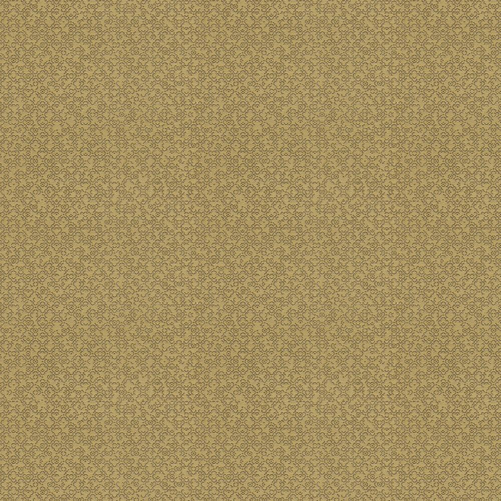 Ornate Wallpaper - Gold - by Metropolitan Stories