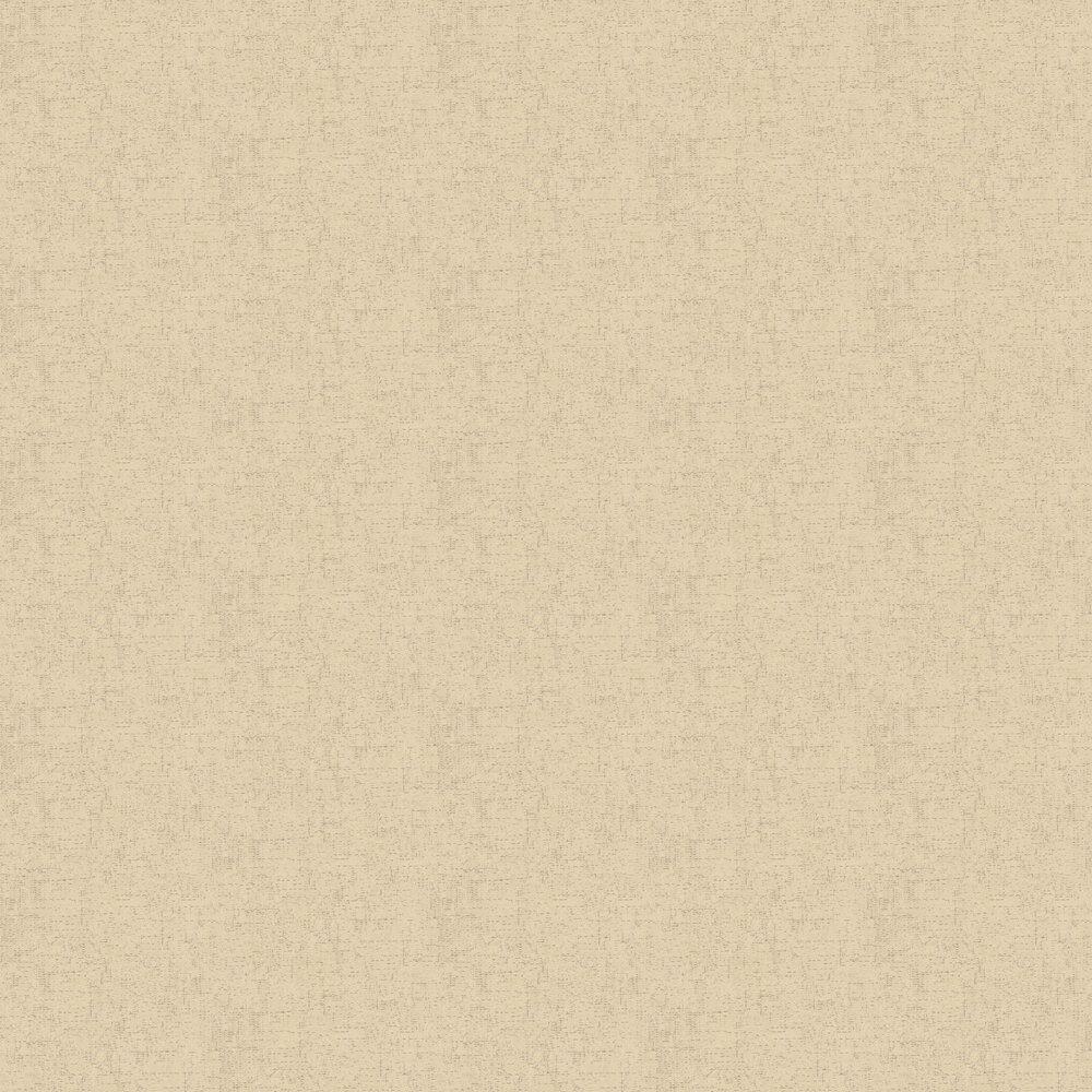 Rustic Weave Wallpaper - Gold - by Metropolitan Stories