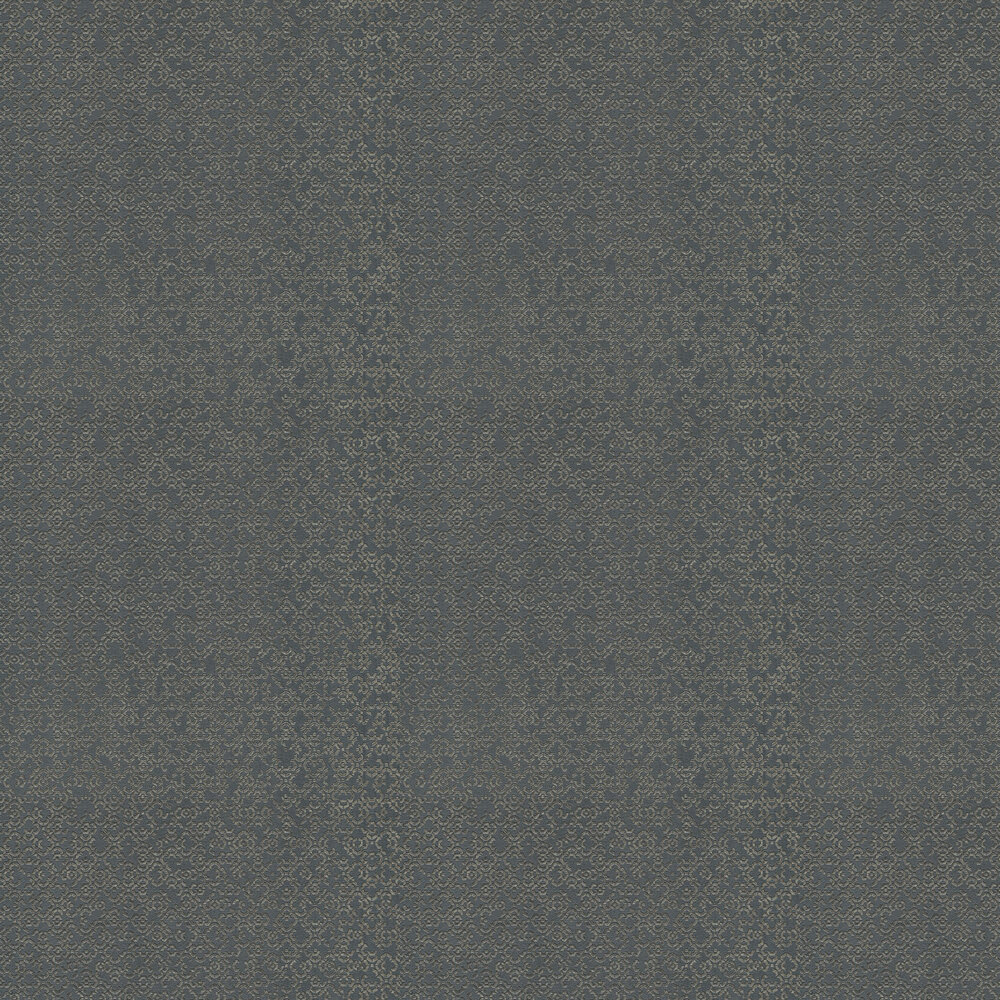 Ornate Wallpaper - Slate - by Metropolitan Stories